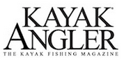 SealSkinz Helvellyn Gloves on Kayak Angler (February 2015)